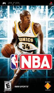NBA - PSP Game