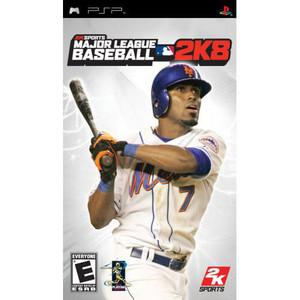 Major League Baseball 2K8 - PSP Game
