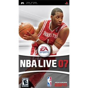 NBA Live 07 - PSP Game
