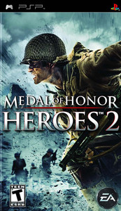 Medal of Honor Heroes 2 - PSP Game