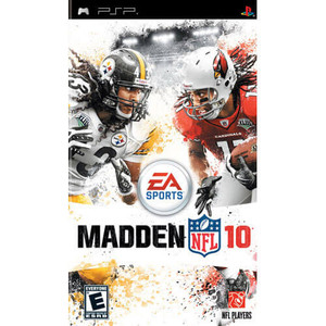 Madden NFL 10 - PSP Game