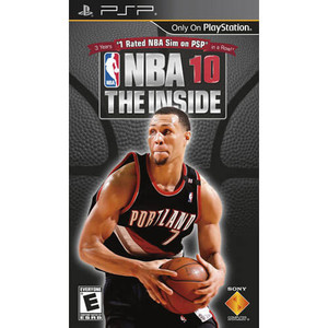 NBA 10: The Inside - PSP Game