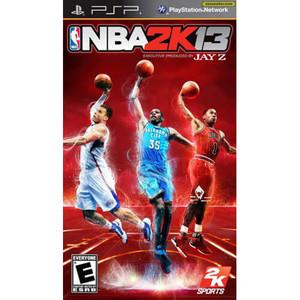 NBA 2k13 - PSP Game