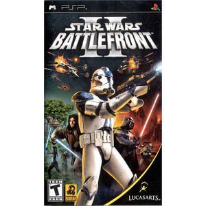 Star Wars Battlefront II - PSP Game