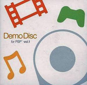 Sampler Disc: Volume 1 - PSP Game