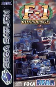 F1 Challenge - Saturn Game