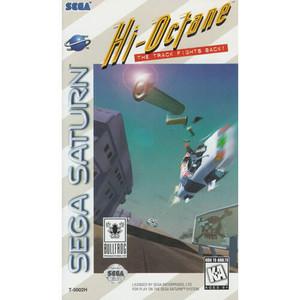 Hi-Octane - Saturn Game