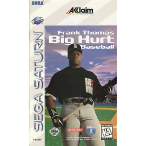Frank Thomas Big Hurt Baseball - Saturn Game