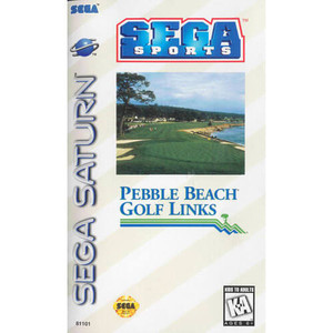 Pebble Beach Golf Links - Saturn Game