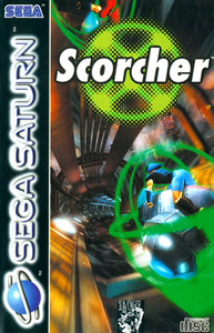 Scorcher - Saturn Game