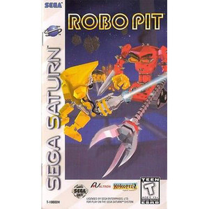 Robo Pit - Saturn Game