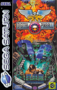 Last Gladiators Digital Pinball - Saturn Game