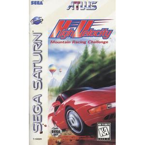 High Velocity - Saturn Game