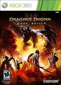 Dragon's Dogma Dark Arisen - Xbox 360 Game
