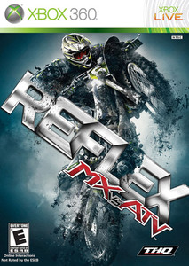 MX vs. ATV Reflex - Xbox 360 Game