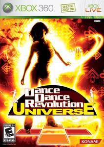 Dance Dance Revolution Universe - Xbox 360 Game