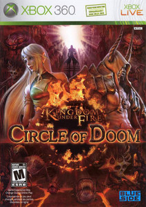 Kingdom Under Fire Circle of Doom - Xbox 360 Game