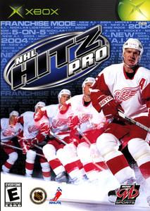 NHL Hitz Pro - Xbox Game
