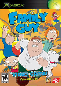 Family Guy - Xbox Game