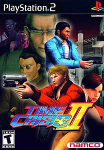 Time Crisis II - PS2 Game