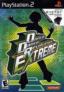 Dance Dance Revolution Extreme - PS2 Game