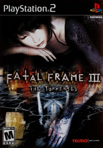 Fatal Frame III the Tormented- PS2 Game