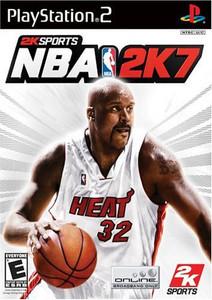 NBA 2K7 - PS2 Game