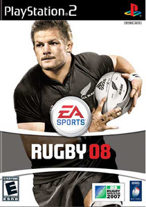 Rugby 08 - PS2 Game