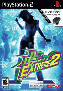 Dance Dance Revolution Extreme 2 - PS2 Game