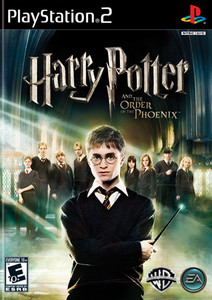 Harry Potter and the Order of the Phoenix - PS2 Game