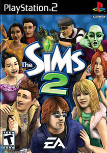 The Sims 2 - PS2 Game