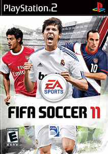 FIFA 11 Soccer - PS2 Game