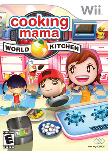 Cooking Mama World Kitchen - Wii Game