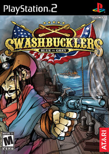 Swashbucklers - PS2 Game