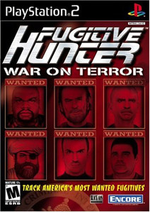 Fugitive Hunter - PS2 Game