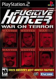 Fugitive Hunter - PS2 Game