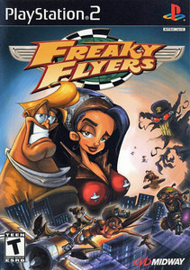 Freaky Flyers - PS2 Game