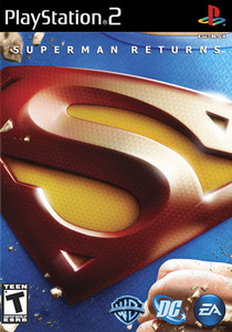 Superman Returns - PS2 Game