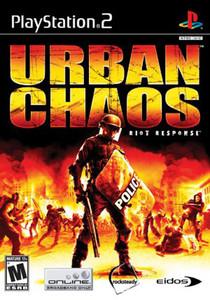 Urban Chaos Riot Response - PS2 Game