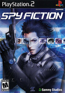 Spy Fiction - PS2 Game