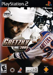 Gretzky NHL 2005 - PS2 Game
