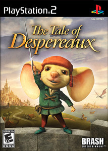 The Tale of Despereaux - PS2 Game