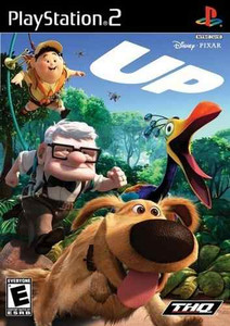 Up, Disney - PS2 Game