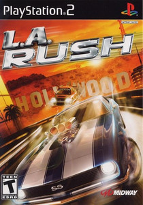 LA Rush - PS2 Game