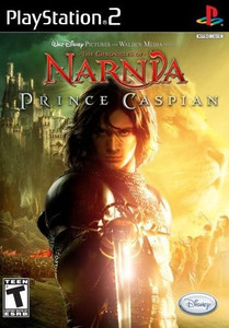 Chronicles of Narnia Prince Caspian - PS2 Game