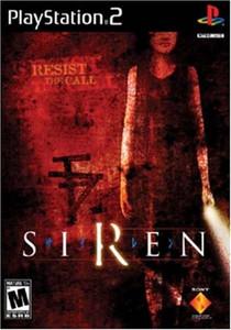 Siren - PS2 Game