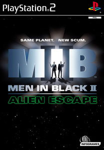 Men In Black II Alien Escape - PS2 Game