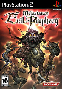 McFarlane's Evil Prophecy - PS2 Game