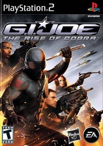 G.I. Joe: The Rise of Cobra - PS2 Game