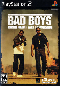 Bad Boys Miami Takedown - PS2 Game